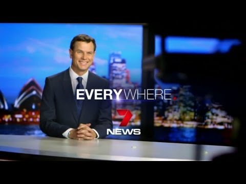Seven News Sydney - 90 Second 'Everywhere' promo (July 2014)