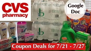 CVS | In Store Couponing & Haul for 7/21 - 7/27 | Another Winning Week! 🙌