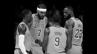 Lakers starting five why are we so surprise about this?