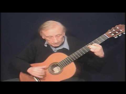 Francisco Tarrega - Adelita guitarra: Cesar Amaro