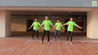 [Trung Thu Cho Em 2016] Hướng dẫn bài nhảy chính thức Sẽ Chiến Thắng