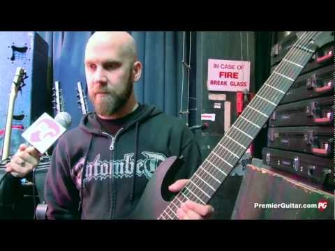 Rig Rundown - Meshuggah&#039;s Fredrik Thordendal, Mrten Hagstrm, &amp; Dick Lvgren