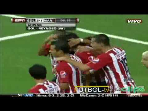 Chivas Guadalajara - Manchester United 3:2 Video