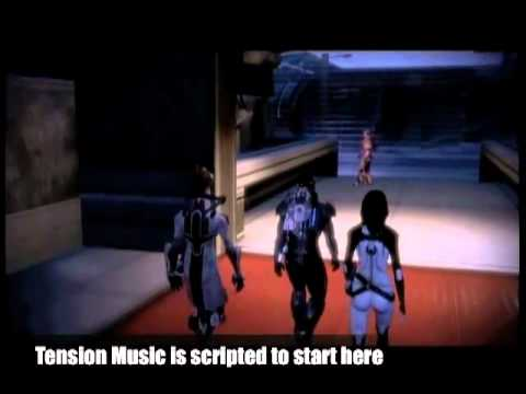 Mass Effect 2 Interactive Score Demo