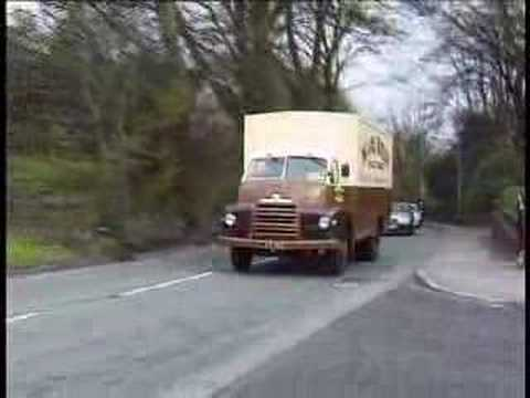 CHESHIRE COMMERCIAL TRUCK RUN 1996 PMP DVD436