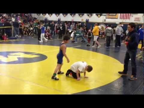 Michael Dovlatyan: Kids folkstyle wrestling tournament. Long Island, NY Image 1