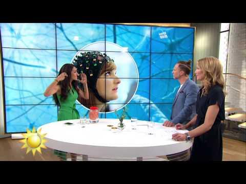 """Hjärnforskaren : """"Här får vi en blind man att se igen!"""" - Nyhetsmorgon (TV4)"""