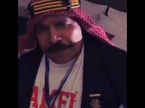 REAL Iron Sheik reaction to Ultimate Warrior passing away - Rest in Peace