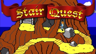 STAIR QUEST | A love letter to 8-bit OSHA violations