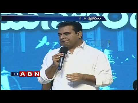 Minister KTR speech at Mana Hyderabad Mana Andari Hyderabad Program At Nizampet