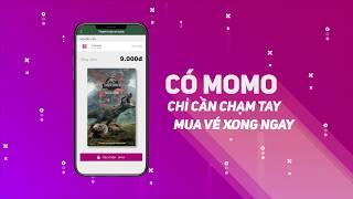 Vé CGV chỉ 9.000đ khi thanh toán bằng ứng dụng MoMo