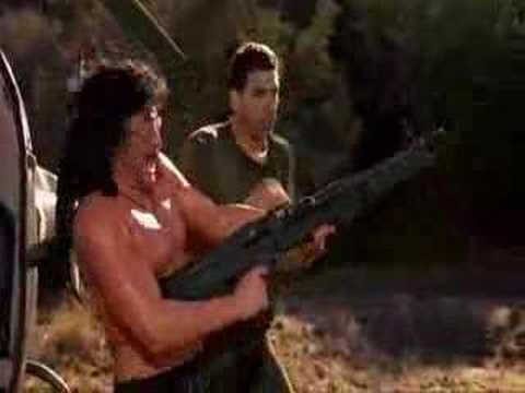 Rambo parodie (Weird Al Yankovic)