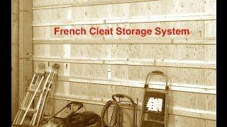 download lagu French Cleat Storage System - 001 gratis