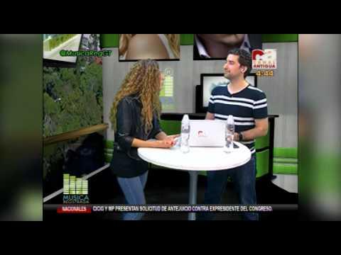 Música Registrada - Entrevista completa con Lorena Pinot