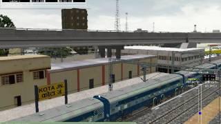 download lagu Msts Indian Railways Mumbai To Delhi Route 11 gratis