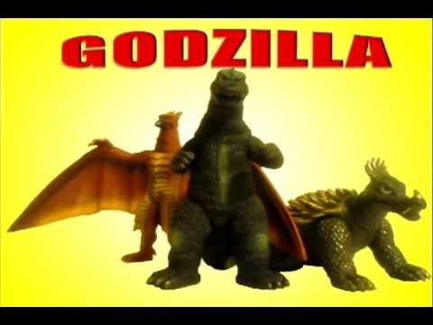 Godzilla and his Amazing Friends episode 1