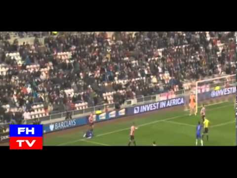 Sunderland Vs Chelsea (1-3) II Full Highlights II 8.12.12