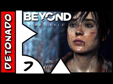 Beyond Two Souls . DETONADO em Playthrough 7 . Desabrigada Dublado Português PT BR