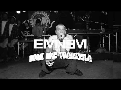 Eminem - Open Mic Freestyle