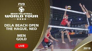 The Hague 4-Star 2019 - Men GOLD - Beach Volleyball World Tour