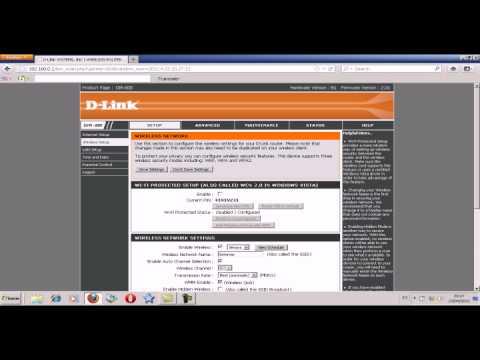 Configurar un Router Inalámbrico D-Link