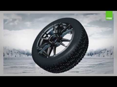 New Nokian Hakkapeliitta 8 - The most advanced studded tyre in the world! (English)