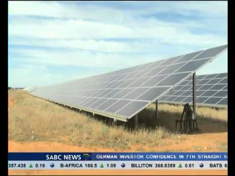 N Cape is fast becoming the hub for renewable energy