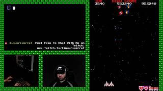 Galaga MAME: Rank D Tournament Fun!!!!