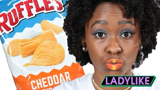 Women Create Snack-Inspired Makeup Looks • Ladylike