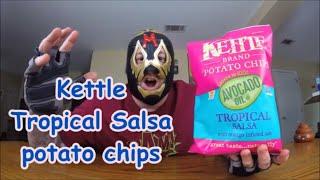 Kettle Brand Tropical Salsa potato chips