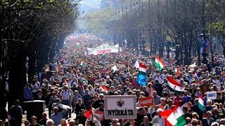 Viktor Orban and Hungary Rally Against Globalism!!!