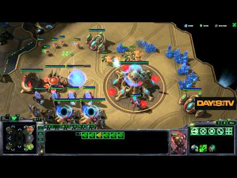 Day[9] Daily #533 P1 - New HotS patch ladder battling - Terran edition!