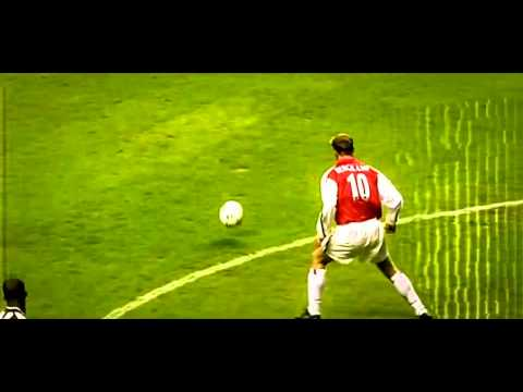 Dennis Bergkamp - Best goal ever - Arsenal vs Newcastle United - HD