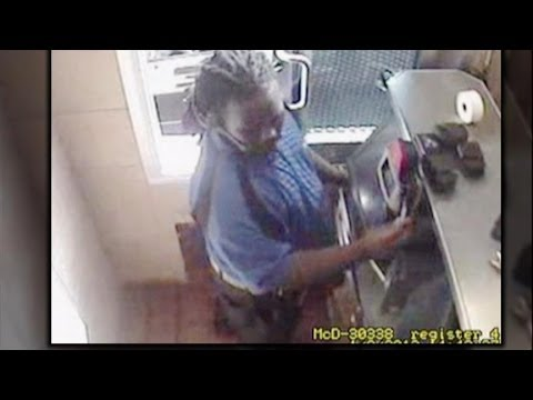 Credit Card Thieves Caught on Tape Using Skimmers | Nightline | ABC News