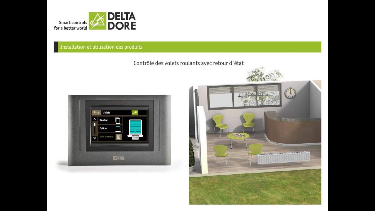 solutions alarme et domotique maison individuelle delta. Black Bedroom Furniture Sets. Home Design Ideas