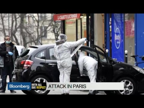 French Police Identify Three Suspects in Paris Attacks
