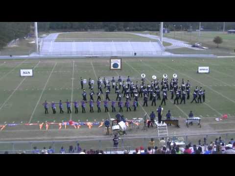 Bradwell Institute Marching Band - 2013 Coastal Empire Classic