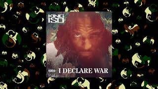 King Iso - I Declare War | OFFICIAL AUDIO