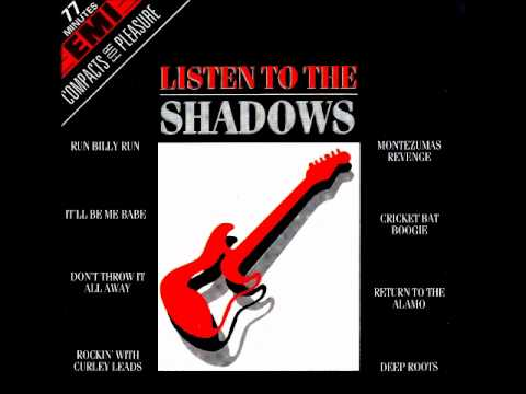 Shadows - Cricket Bat Boogie
