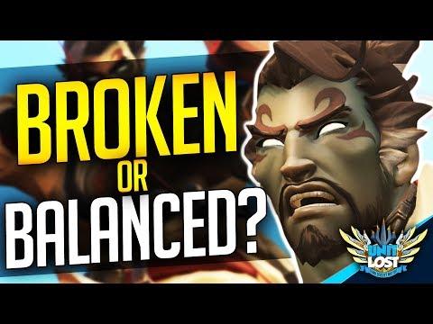 Overwatch - Is Hanzo BROKEN or BALANCED? Rework Review!