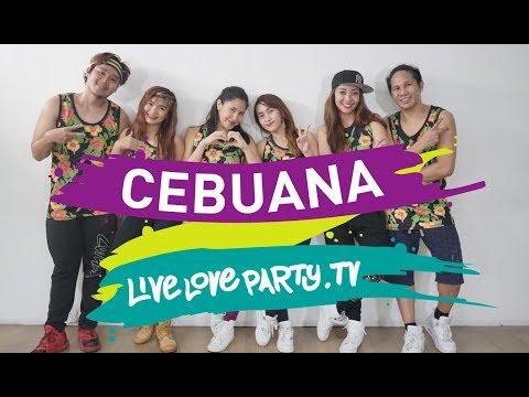 Cebuana | Live Love Party™ | Dance Fitness | PinoyPop