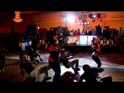 York Huskies Dance- Nuit Blanche 2012 (Mac/York TSA Formal)
