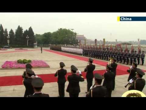 Israeli PM Benjamin Netanyahu in China: USD 400 million bilateral trade deal penned