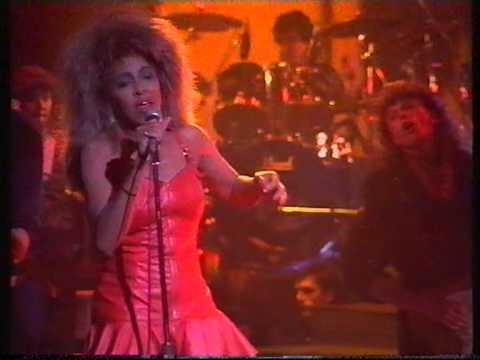 Tina Turner-Break Every Rule (Live Concert, Le Zero, France)