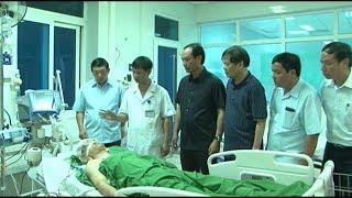 Lai Châu khẩn trương khắc phục hậu quả vụ tai nạn giao thông đặc biệt nghiêm trọng