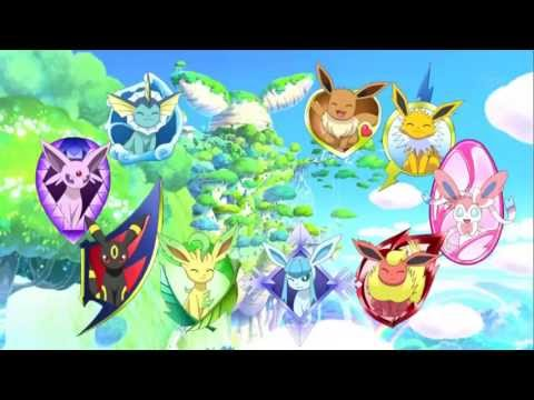 Pikachu Eevee Friends Final