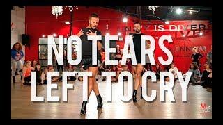 "Download Lagu YANIS MARSHALL HEELS CHOREOGRAPHY ""NO TEARS LEFT TO CRY"" ARIANA GRANDE Gratis STAFABAND"