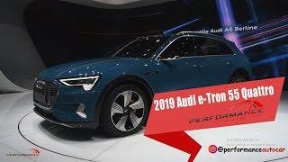 [Here we go] 2019 Audi e-Tron 55 Quattro - Exterior Reviews