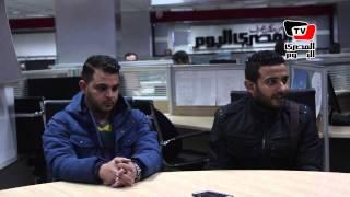 محمد حسن: كنت أعمل مع فرقة «نويرة».. وحصلت على رقم ٤٠٧ فى المتقدمين لـ«آراب أيدول»