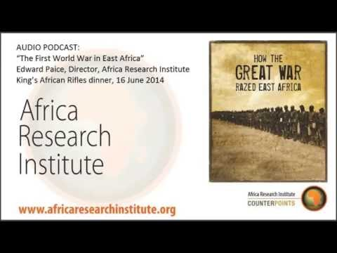 First World War in East Africa